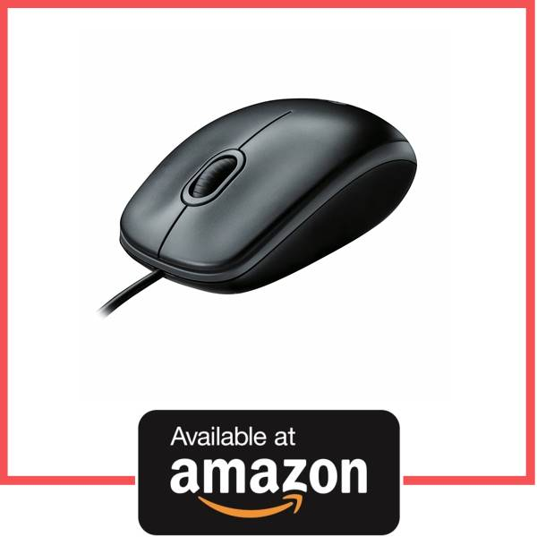 Logitech B100 Mouse for MacBook
